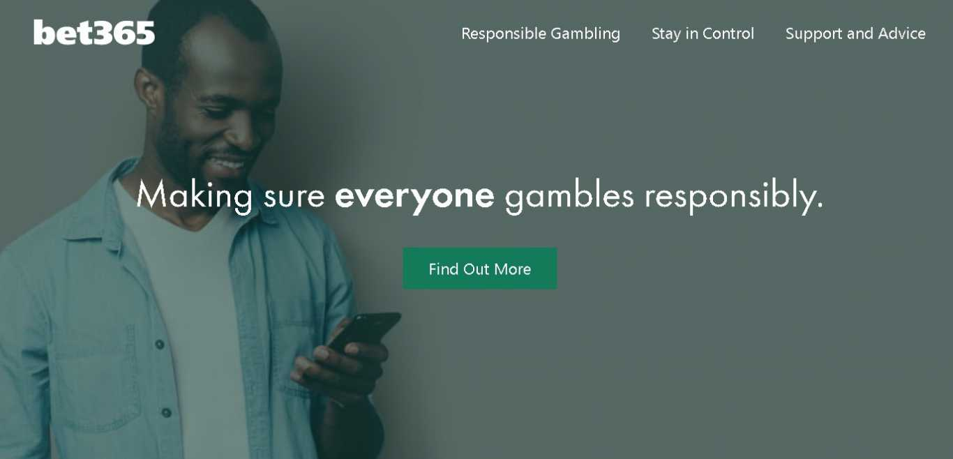 Bet365 responsible gambling