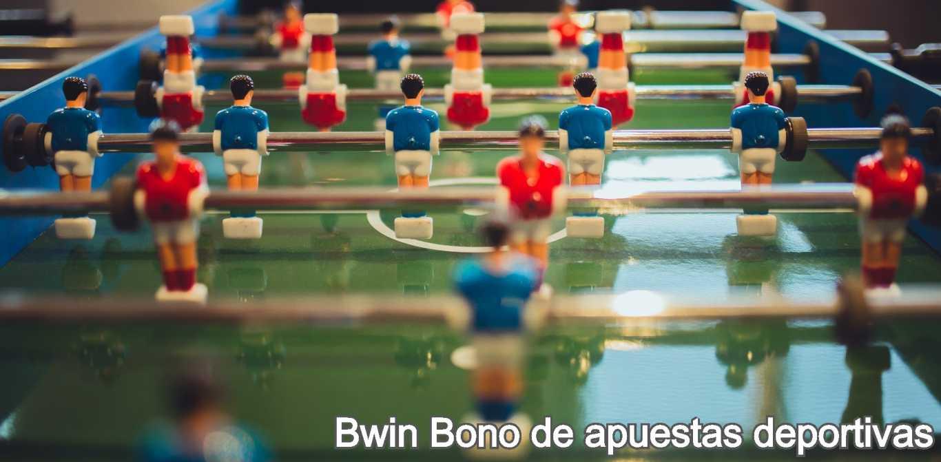 Bwin Bono de apuestas deportivas