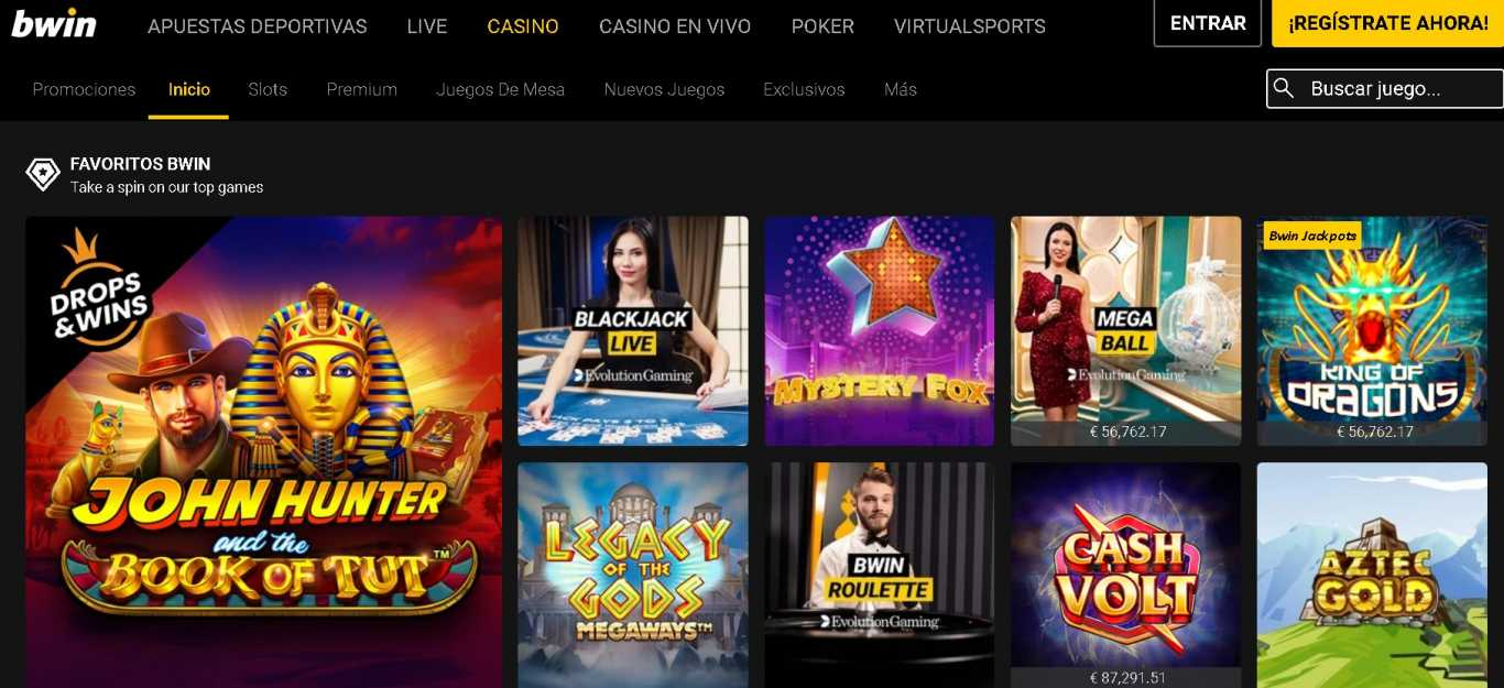 Bwin casino mobile app